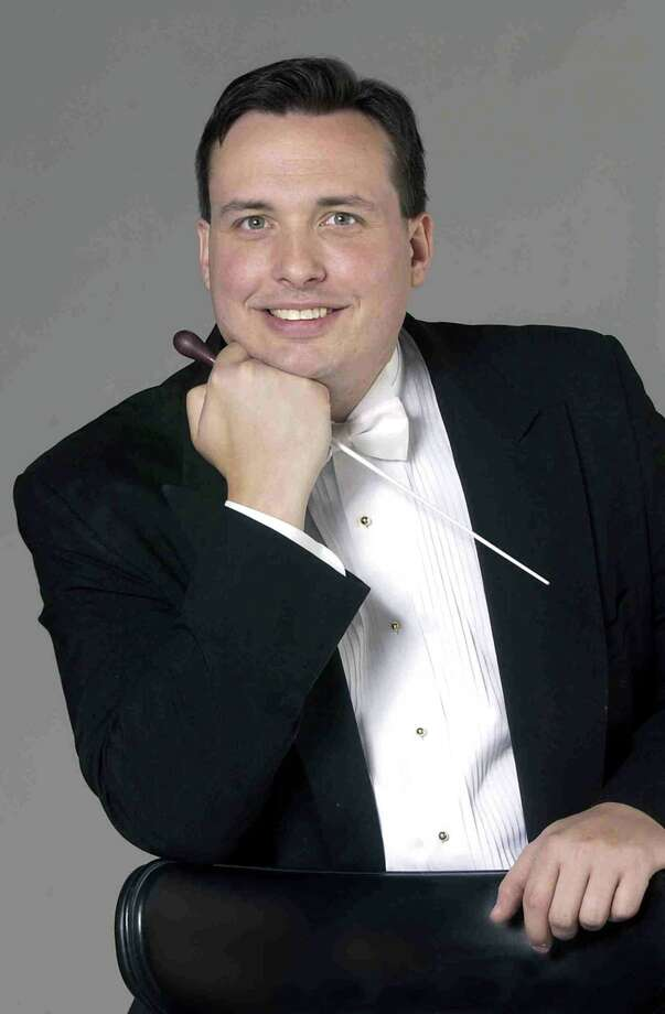 Maestro Christopher James Hisey will open the 2011-12 season of the American Chamber Orchestra on Saturday, Oct. 29, in Fairfield. Photo: Contributed Photo / Contributed Photo / Connecticut Post Contributed