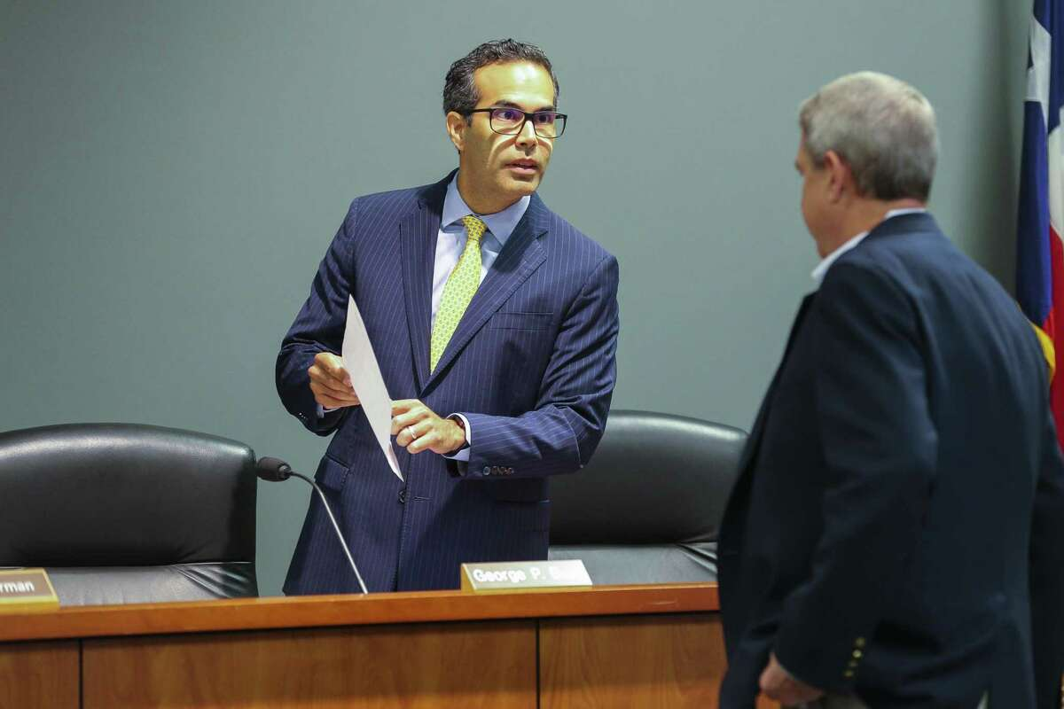 """Texas Land Commissioner George P. Bush is opposing some proposed changes to the operation of the Texas Permanent School Fund. He has criticized the Houston Chronicle's investigation, """"Broken Trust."""""""