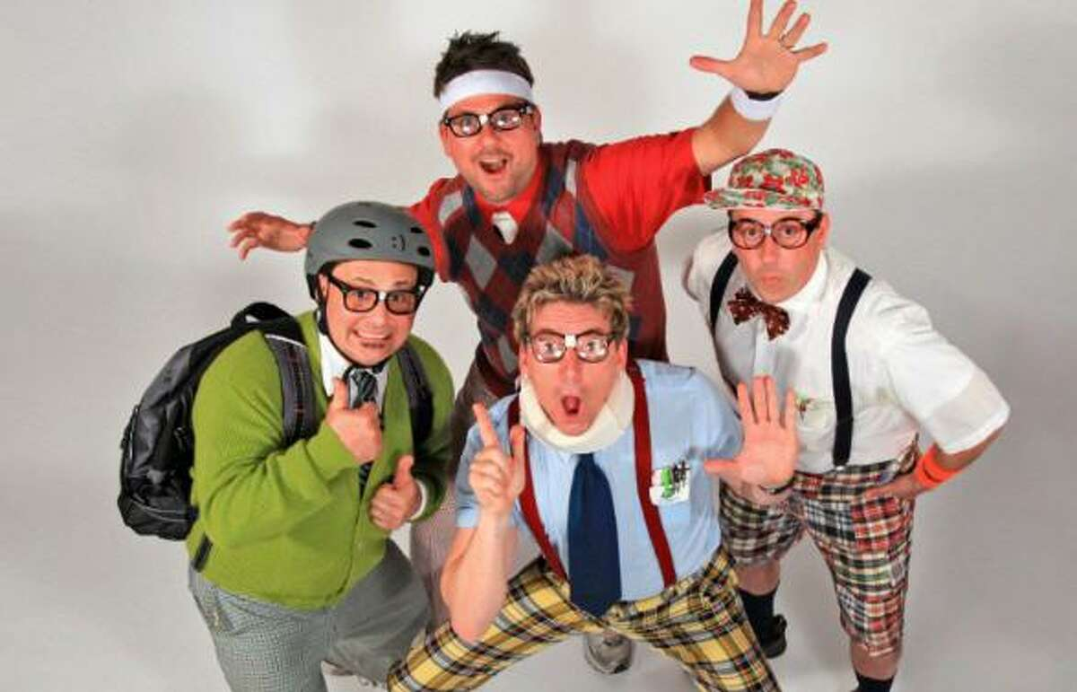 The Spazmatics will entertain at GROOVE, the Friday, March 29, fundraiser for the Katy Independent School District Education Foundation