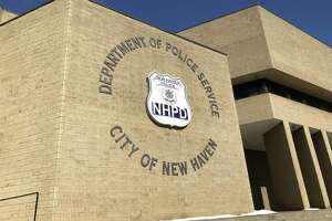 The New Haven Police Department.