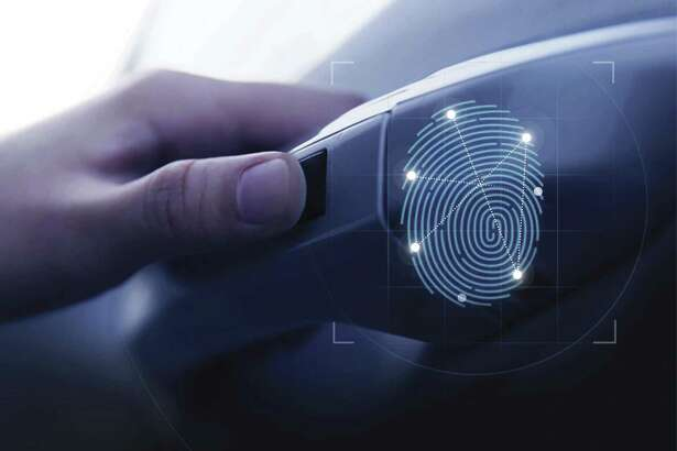Hyundai announced the world's first smart fingerprint technology that allows drivers to not only unlock doors but also start the vehicle.