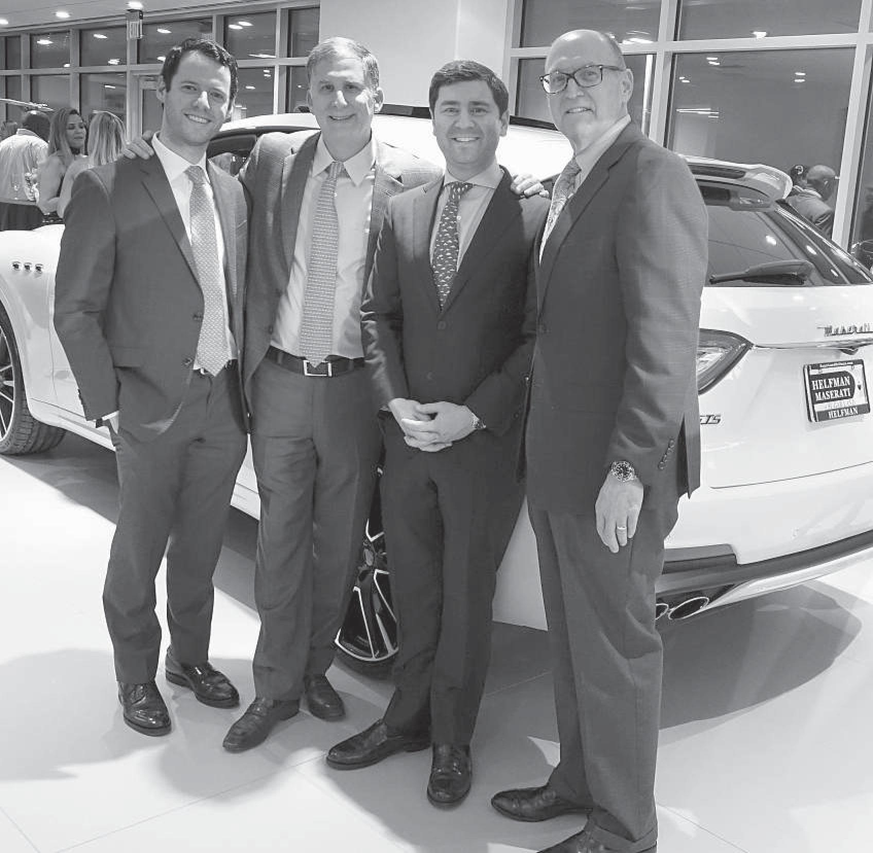 Helfman S Italian Job Redefine Premium Cars