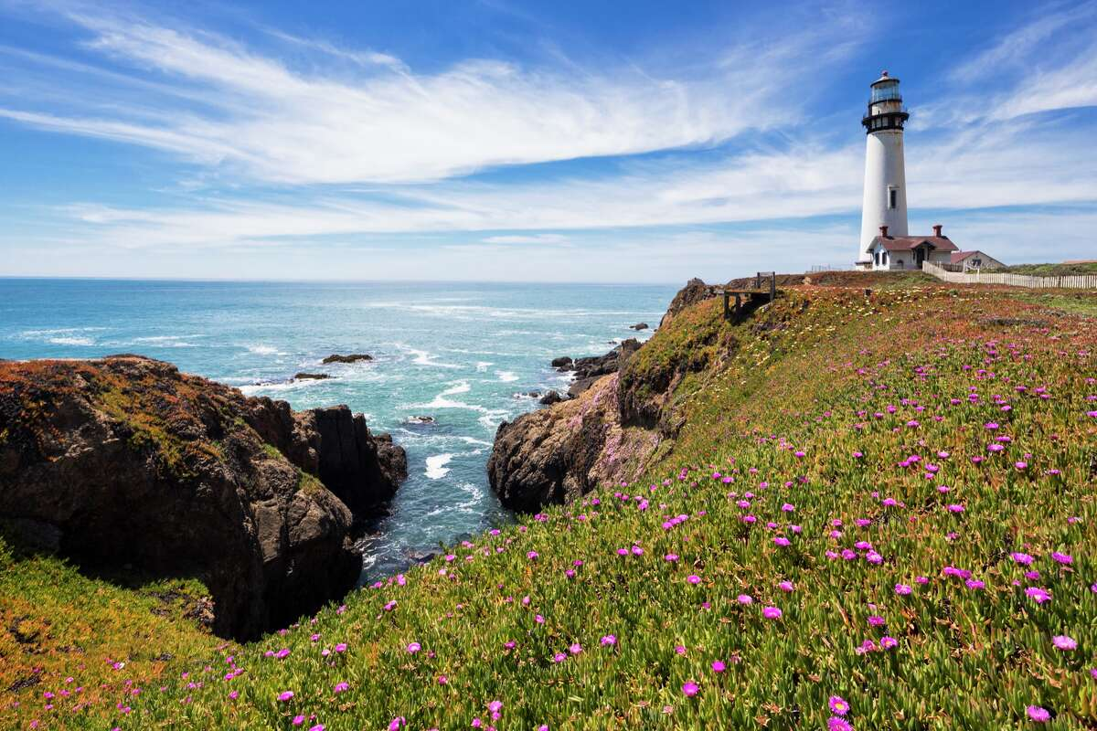 Desperate to stay along the ocean? It takes some planning ahead, but for value and views, you can't beat the Pigeon Point Lighthouse. The historic lighthouse in Pescadero is now a hostel and, while it's as bare-bones as your usual hostel, it's got the added perk of a cliffside hot tub. Shared rooms are $34 per night, but you can also snag a private room for around $90.