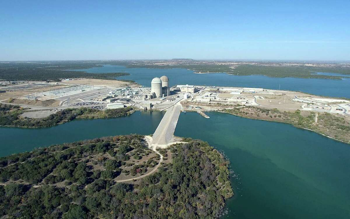 The Comanche Peak nuclear power plant, about 60 miles southwest of Dallas and owned by Luminant.