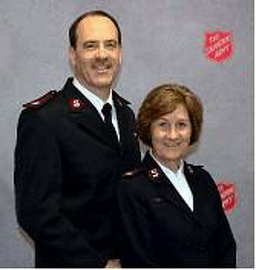 The Salvation Army recently welcomed its new divisional leaders, Majors Gregory and Joyce Hartshorn, to the Southern New England Division, serving Connecticut and Rhode Island. Photo: Contributed Photo /