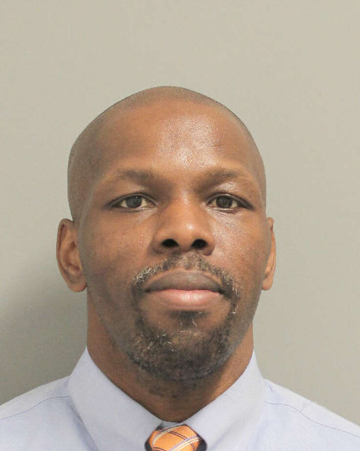 Michael Peck, former associate principal at Bridgeland High School, was charged with felony theft. Photo: Harris County District Attorney