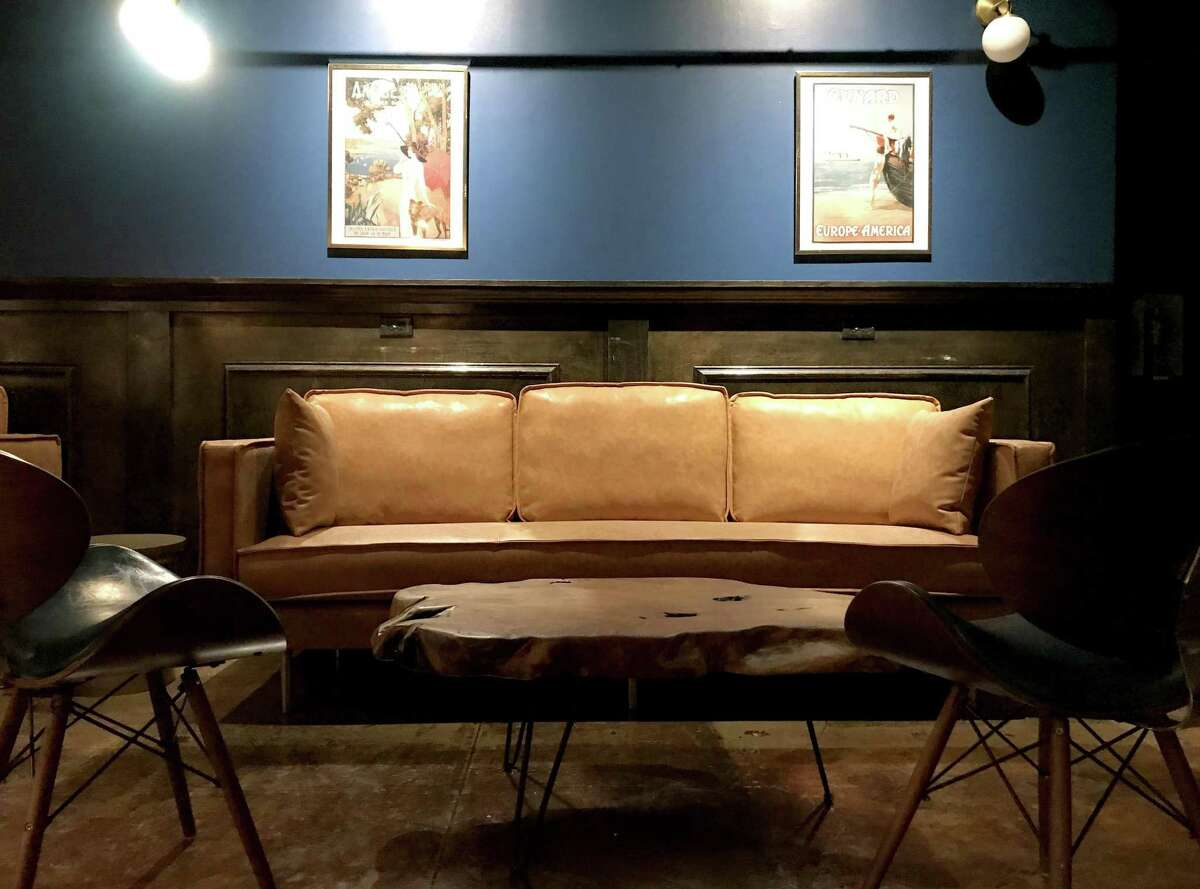 The new cocktail lounge Jet-Setter is set to open April 1 at 229 E. Houston St. downtown.