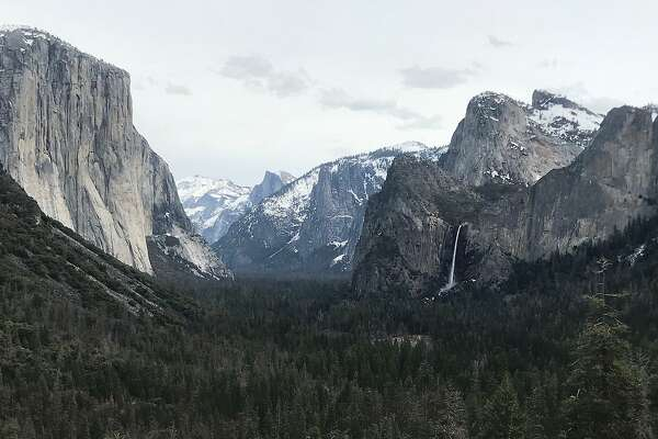 Yosemite: Reminiscence on a quiet visit to 'the incomparable valley'