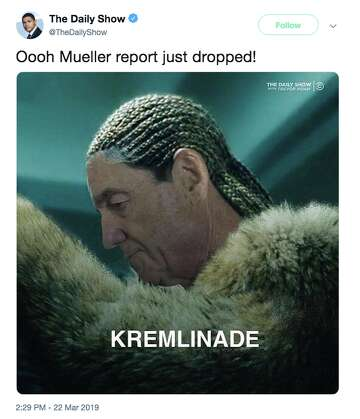Meme Alert What The Internet Has To Say About The Mueller Report