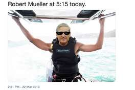 Twitter reacts to the news that Robert Mueller delivered his investigation to the U.S. Attorney General on Friday.