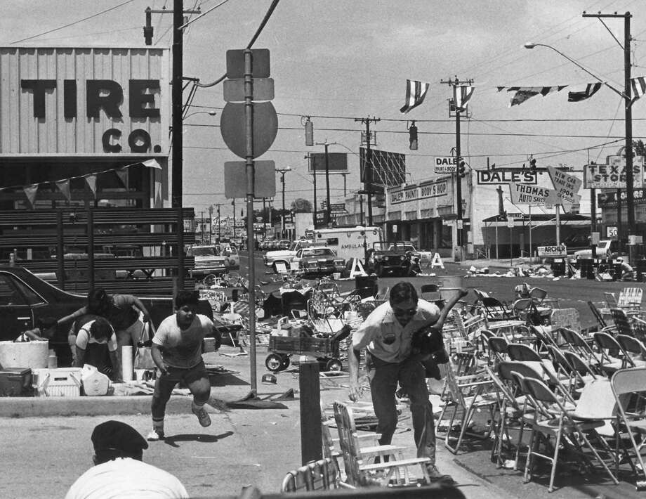 Vintage Photos Show Tragedies Every Day Life In San