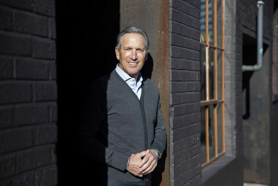 Howard Schultz, the former Starbucks chief executive who has mulled running for president as an independent, in Seattle, Feb. 25. By Democratic measurements, Schultz may be alternately too rich and not poor enough in his past to run for president. Photo: RUTH FREMSON /NYT / NYTNS