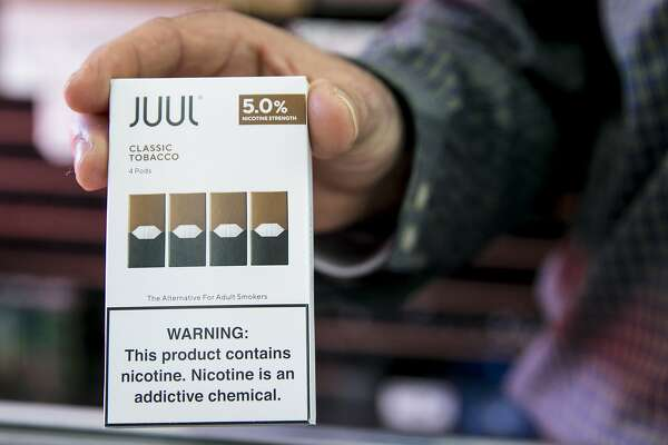 San Francisco has moved to ban e-cigarettes  Juul has a backup plan