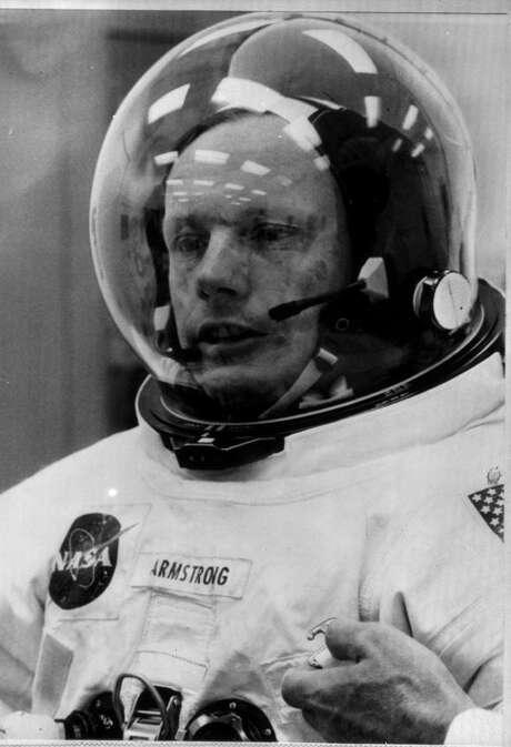 Neil Armstrong Photo: NASA