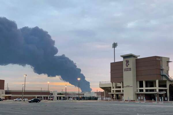 Deer Park fire a 'blemish' for the petrochemical industry's