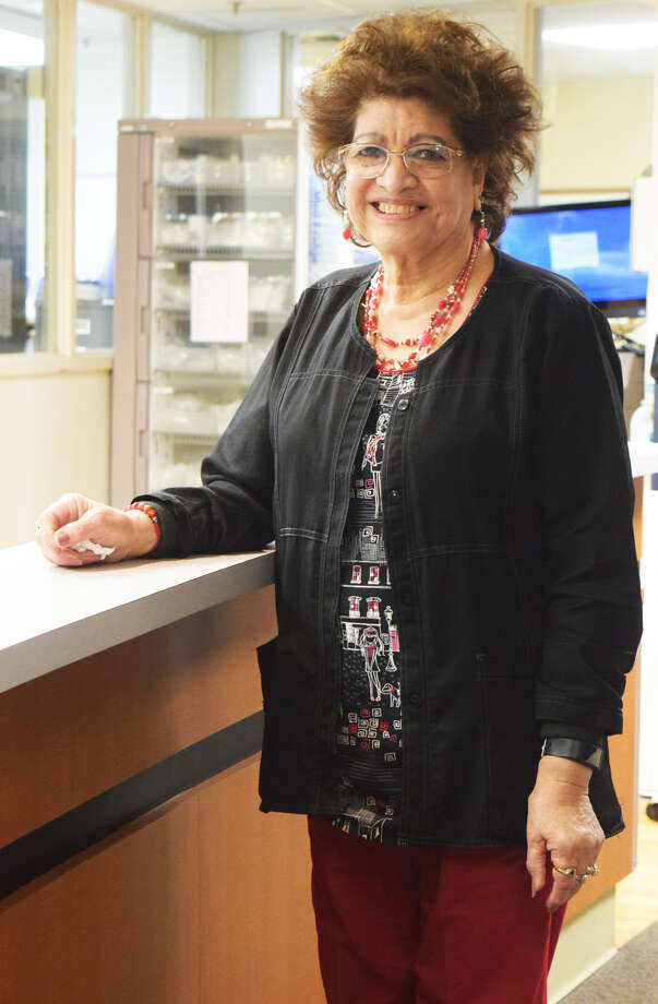 Nurse Mary Ramos retiring after a 50-year career. Photo: Covenant Health Plainview/Plainview Herald