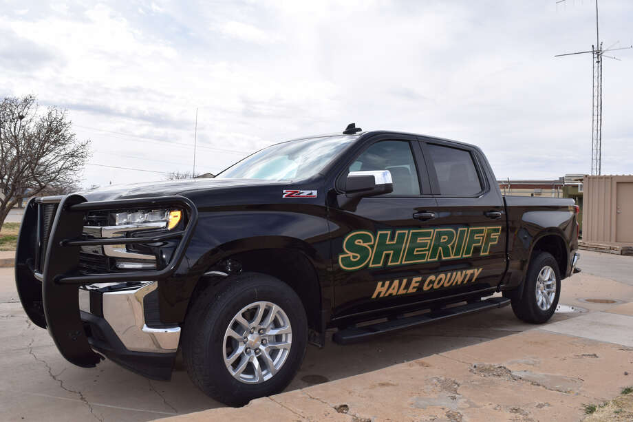 The Hale County Sheriff's Office is phasing in new vehicle graphics. Photo: Ellysa Harris/Plainview Herald