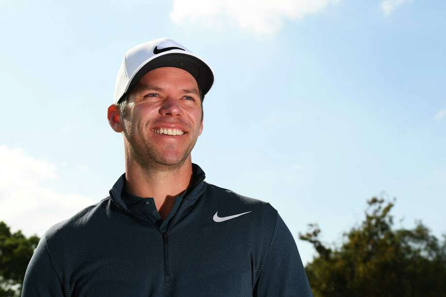 SHANGHAI, CHINA - OCTOBER 30:  Paul Casey of England poses for a portrait at Sheshan International Golf Club on October 30, 2017 in Shanghai, China.  (Photo by Ross Kinnaird/Getty Images) ORG XMIT: 775067204 Photo: Ross Kinnaird / 2017 Getty Images