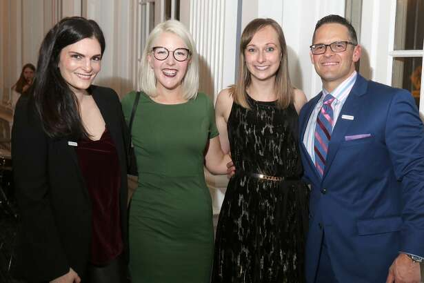 Were you Seen at the Leukemia & Lymphoma Society Upstate New York/Vermont Chapter's Man and Woman of the Year Kick Off Event at the  Renaissance Albany Hotel on Friday, March 22, 2019?