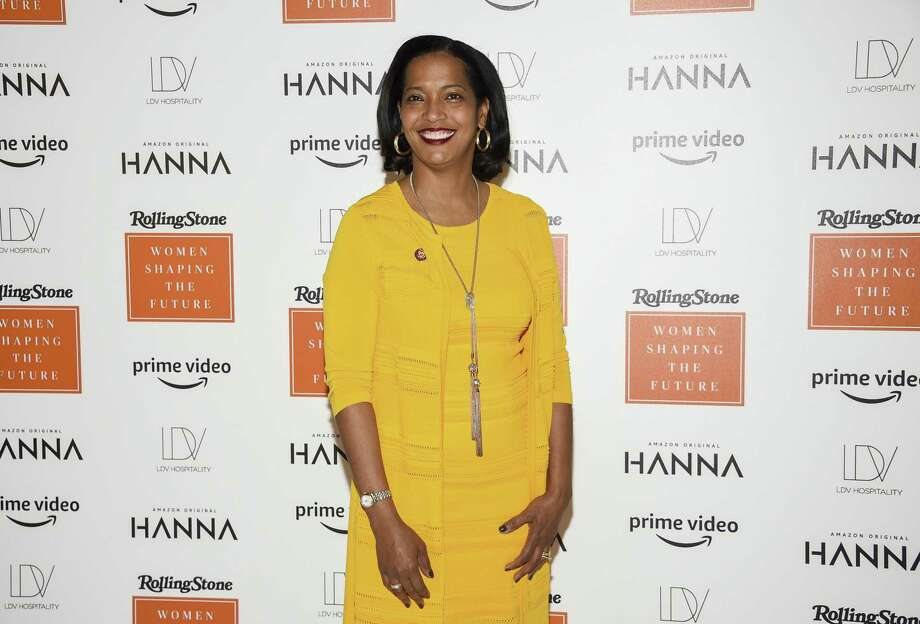 Rep. Jahana Hayes, D-Conn., attends Rolling Stone's Women Shaping the Future brunch at The Altman Building on Wednesday, March 20, 2019, in New York. Hayes will attend former President Barack Obama's gathering for freshmen lawmakers on Monday. Photo: Evan Agostini / Associated Press / 2019 Invision