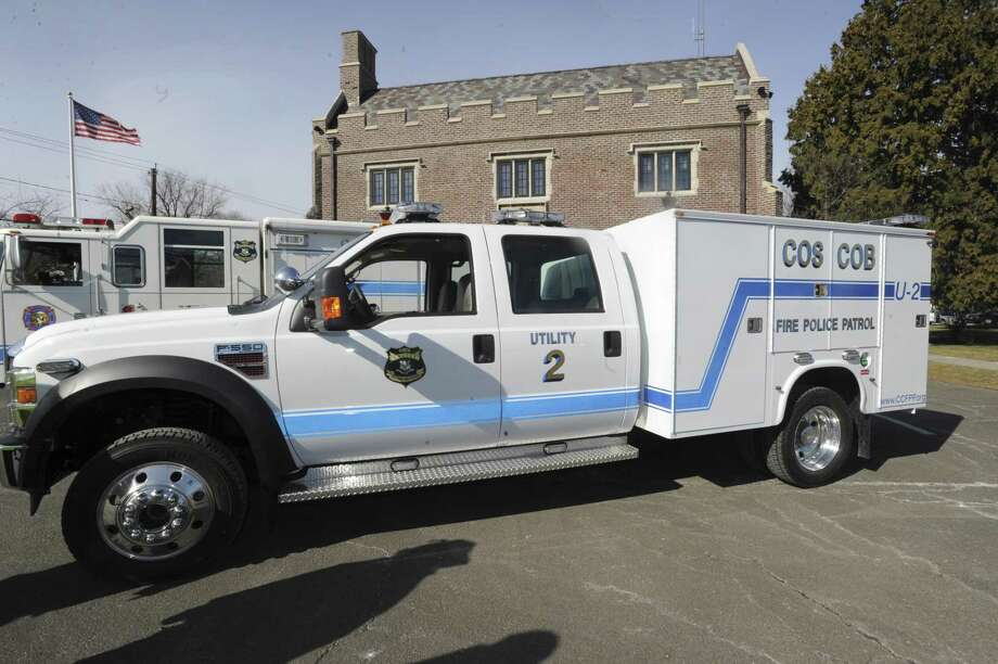 The Cos Cob Fire Police Patrol has long needed public support so it can do its work as first responders. They are specially trained in salvage and to control crowds at emergency scenes. Public support led to the purchase of a new truck in 2010. The patrol's annual fundraiser is set for March 30. Photo: File / Greenwich Time / Greenwich Time