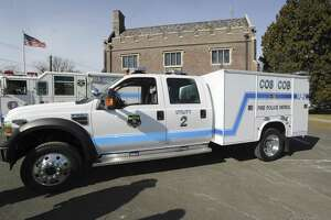 The Cos Cob Fire Police Patrol has long needed public support so it can do its work as first responders. They are specially trained in salvage and to control crowds at emergency scenes. Public support led to the purchase of a new truck in 2010. The patrol's annual fundraiser is set for March 30.