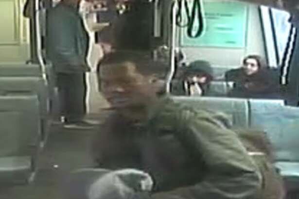 BART police release images of a man they say is responsible for a stabbing at the Fruitvale station Friday afternoon.