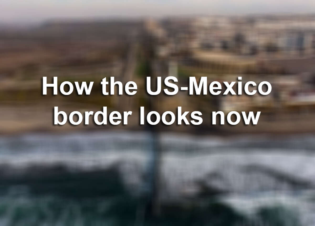 >> Click through the gallery to see what the US-Mexico border looks like, as of January 2019.