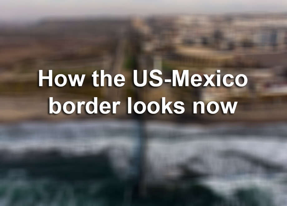 >> Click through the gallery to see what the US-Mexico border looks like, as of January 2019. Photo: Houston Chronicle