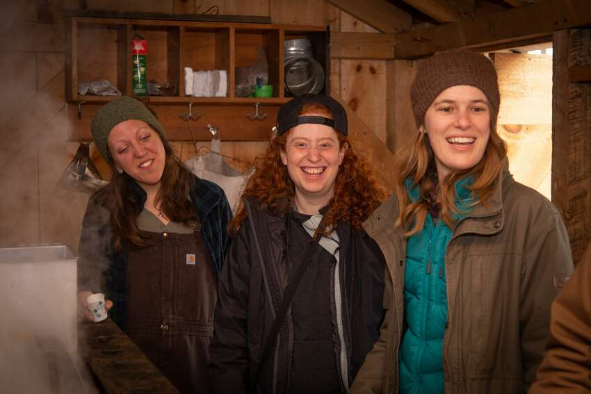 Common Ground High School, Urban Farm and Environmental Education Center hosted its annual Maple Syrup Festival on Saturday, March 23, 2019 in New Haven, Conn. Spectators viewed tapped trees, tasted raw sap, sampled fresh maple syrup and tried out their famous sap dogs. Were you SEEN?