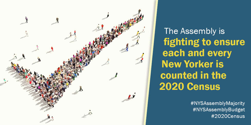 The Complete Count Commission, which was tasked with preparing New York for the 2020 Census, got off to a late start and now there are concerns they won't have access to the resources they need. Activists, commissioners and state legislators lobbied for a $40 million allocation for Census outreach in the budget, but the final deal only included $20 million for all of the state's preparations.