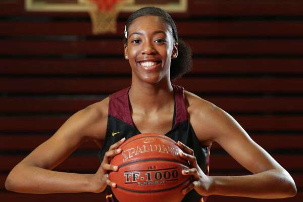 Maliyah Johnson's impressive junior year gives Summer Creek something to really look forward to next season.