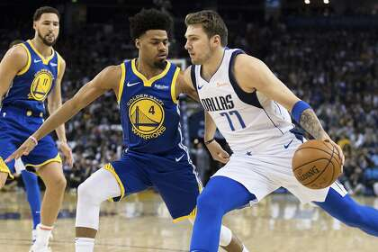 Stephen Curry-less Warriors get embarrassed at home by Mavericks