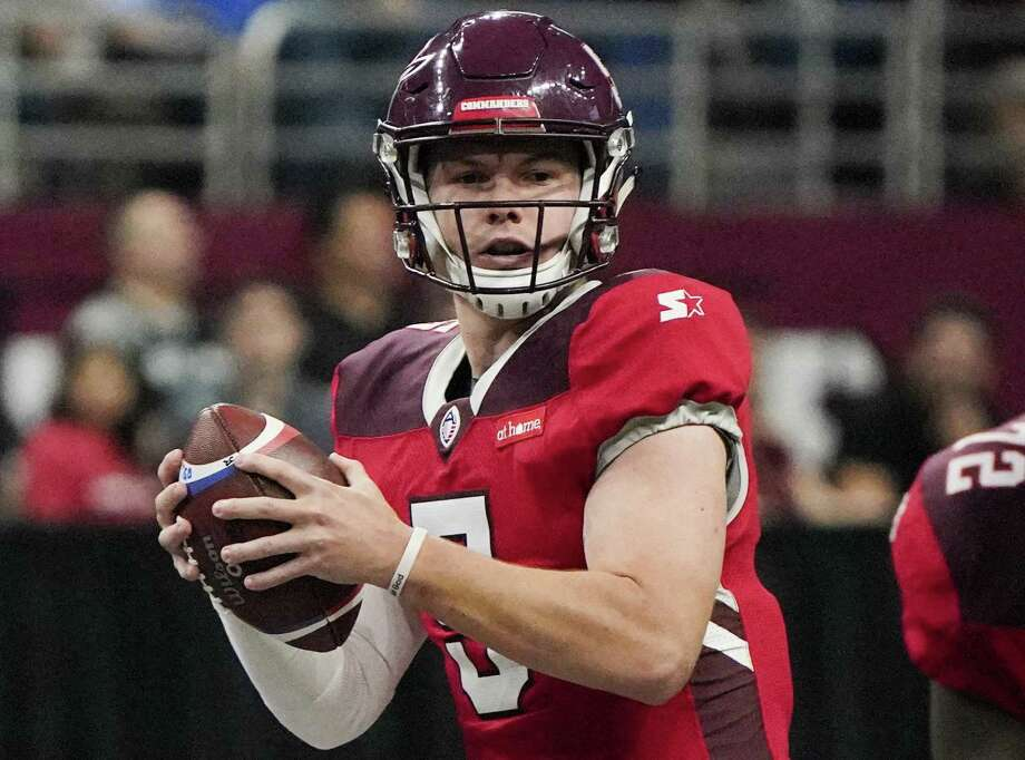 Click ahead to view Former Commanders players who have signed with the NFL.  Logan Woodside, quarterbackSigned with Tennessee Titans   Photo: Darren Abate /Associated Press / Copyright 2019 The Associated Press. All rights reserved.