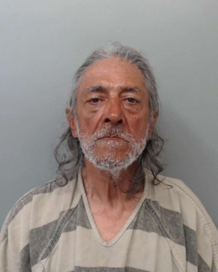 Francisco Aranda, 68, was arrested and charged with aggravated assault with a deadly weapon. Photo: Courtesy