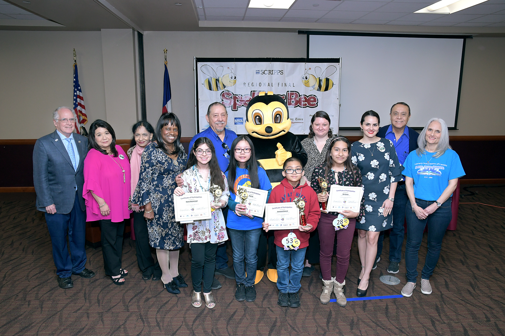 Laredo ISD student to compete at national spelling bee