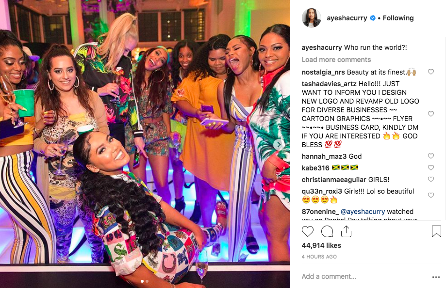 stephen curry throws ayesha curry surprise 30th birthday