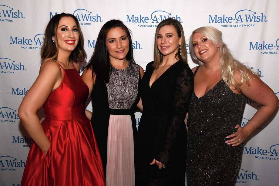 Were you Seen at the annual Make-A-Wish® Northeast New York Gala, a black-tie affair at the Saratoga Hall of Springs on March 23, 2019. Photo: Michael P. Farrell