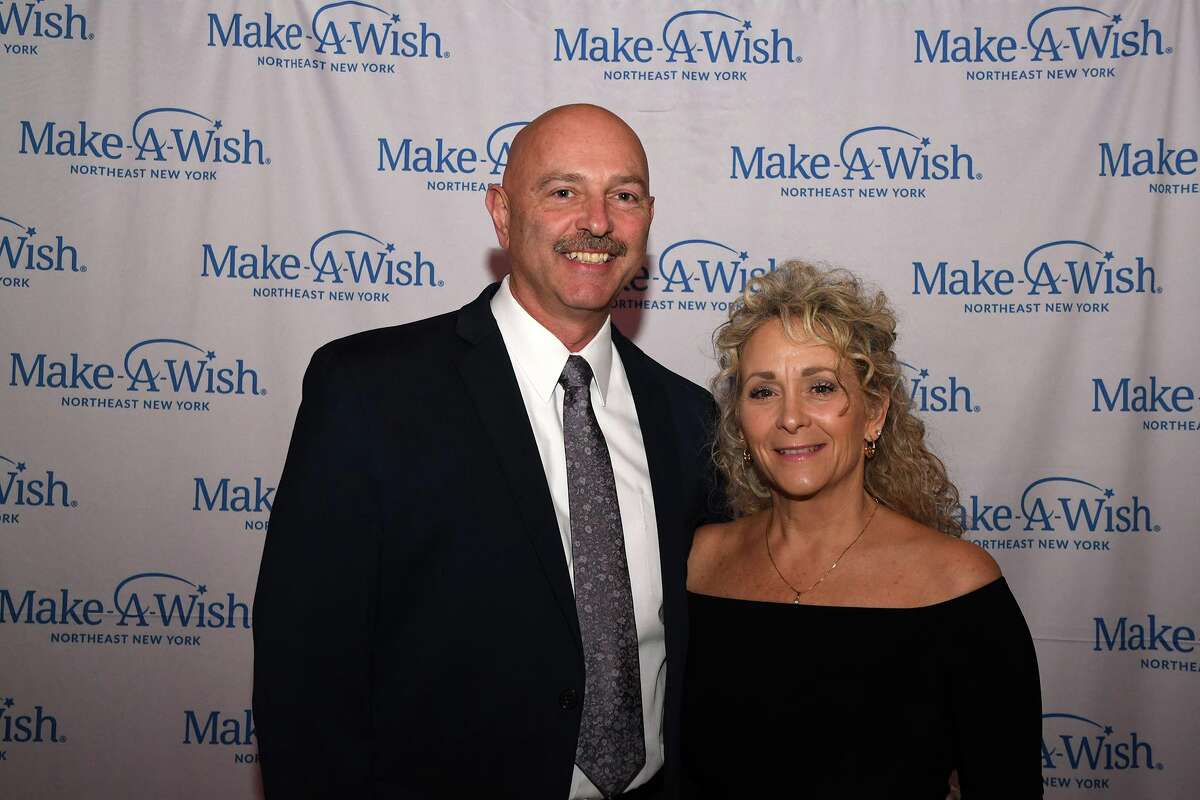 Were you Seen at the annual Make-A-Wish® Northeast New York Gala, a black-tie affair at the Saratoga Hall of Springs on March 23, 2019.