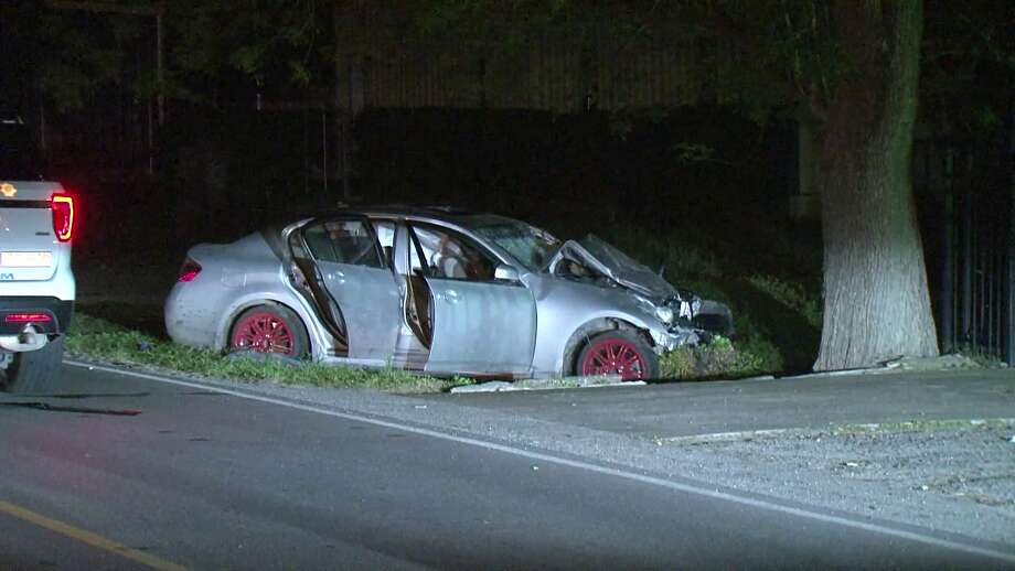 Driver admits to drinking before serious crash in NW Harris County, deputies say