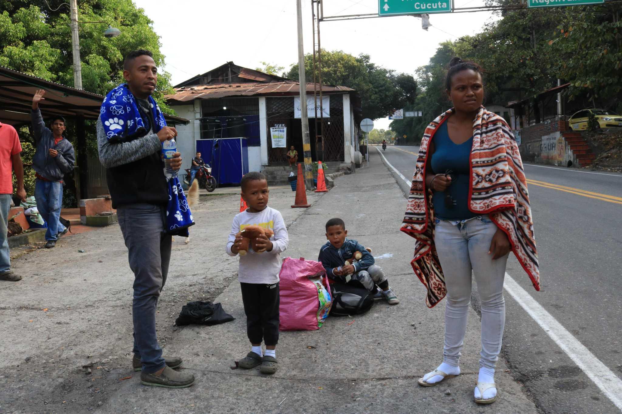 Houston philanthropist hopes to make headway in crisis-stricken homeland of Venezuela