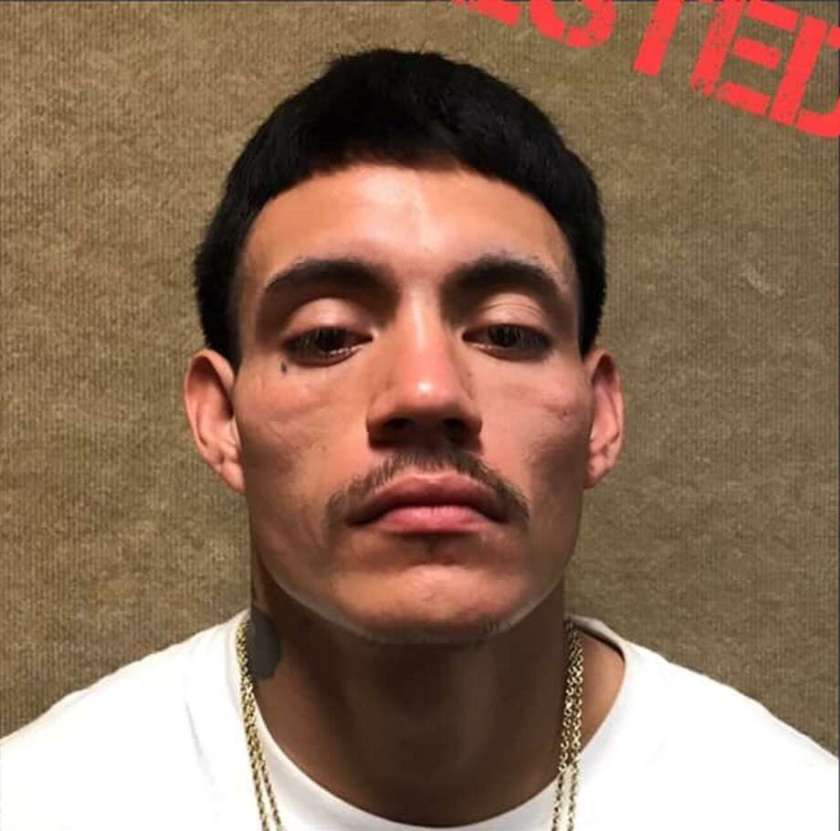 Joe Albert Gover, 25, was arrested Saturday, March 23, 2019, in connection to the shooting of a San Antonio Uber driver. Photo: Courtesy San Antonio Police Department