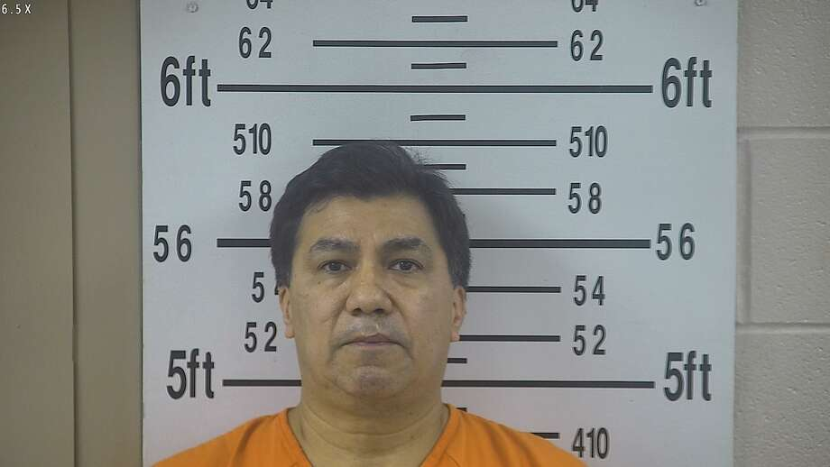 Hilario R. Hernandez, 56, was taken into custody in Kingsville, southwest of Corpus Christi. Photo: Kleberg County Sheriff's Office