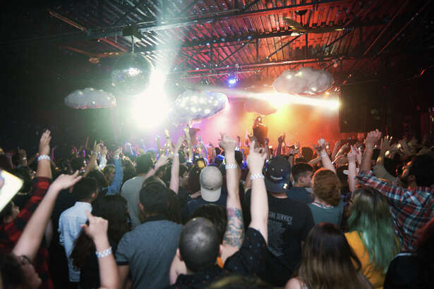 San Antonio rocked to indie jams at Paper Tiger for Electric Feels on Saturday, March 23, 2019