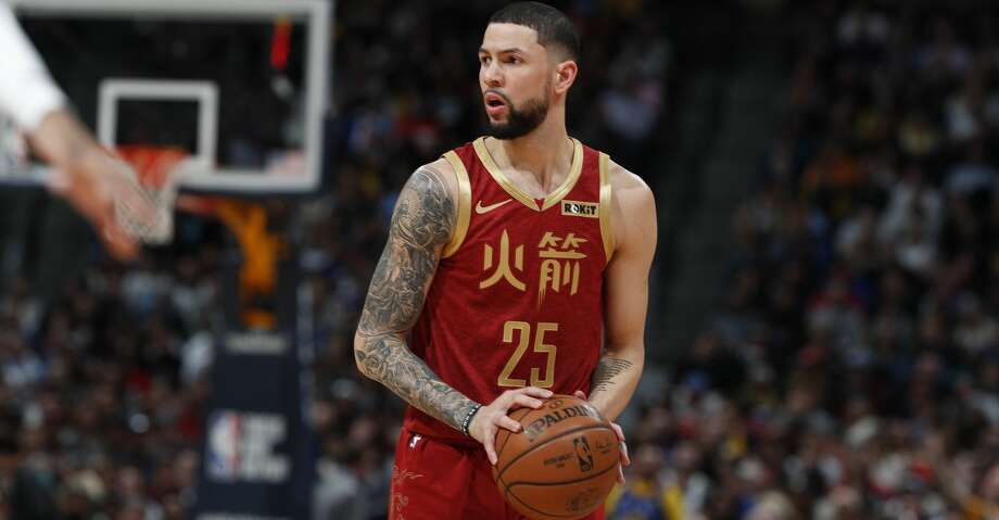 PHOTOS: Rockets game-by-game Houston Rockets guard Austin Rivers (25) in the first half of an NBA basketball game Friday, Feb. 1, 2019, in Denver. (AP Photo/David Zalubowski) Browse through the photos to see how the Rockets have fared in each game this season. Photo: David Zalubowski/Associated Press