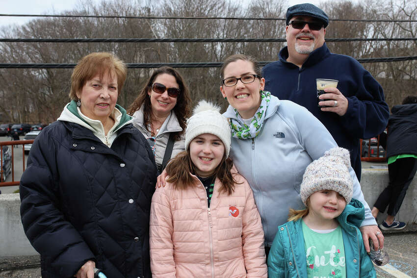 The Danbury St. Patrick's Day parade was held on March 24, 2019. Parade goers enjoyedbands, floats, dancers and Irish food at the Greater Danbury Irish Cultural Center afterward. Were you SEEN?