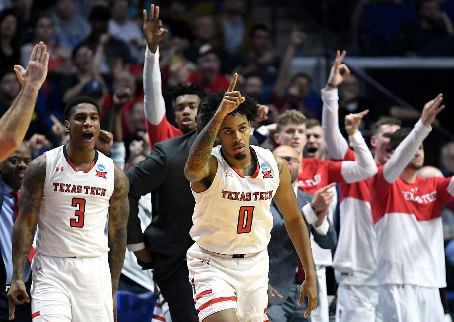 The Midland Chapter of the Texas Tech Alumni Association will have a game-watching party tonight for those interested in watching the NCAA men's basketball tournament game between Texas Tech and Michigan.  Photo: Harry How, Getty Images