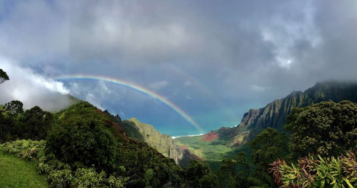 New Southwest flights to Kauai have sparked a fare war. Pictured: Waimea Canyon State Park on Kauai's north shore