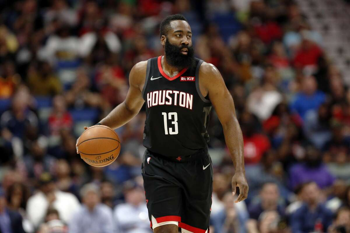 PHOTOS: Where James Harden's 2018-19 season ranks all-time for most points scored in a single season Houston Rockets guard James Harden has a chance to finish in the Top 10 for most points scored in a single NBA season. Browse through the photos above to see where James Harden's 2018-19 season currently ranks all-time ...