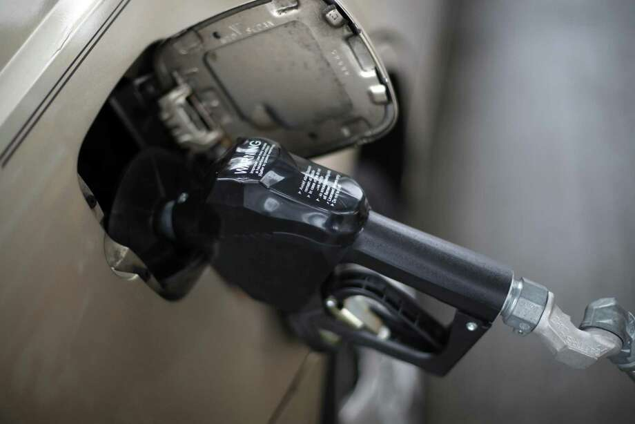 Bridgeport gas prices have risen 8 cents per gallon in the past week, averaging $2.64 a gallon on Monday, March 25, 2019 according to GasBuddy's daily survey of 96 stations. Photo: Gene J. Puskar / Associated Press / Copyright 2018 The Associated Press. All rights reserved.